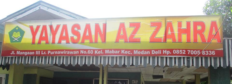 Batik Medan Yayasan Az-Zahra