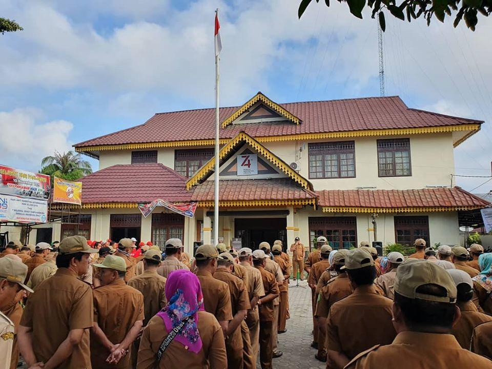 Apel Pagi Gabungan Kecamatan Medan Deli