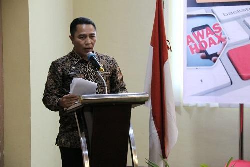 Dinas Kominfo Kota Medan Gelar FGD Dengan Tema
